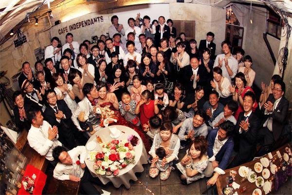 スマイルハンター 江幡幸典のお気楽写真ブログ-結婚式 写真 京都